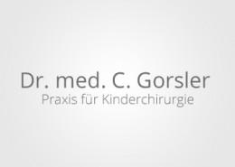 Gorsler-Kinderchirurgie-Logo