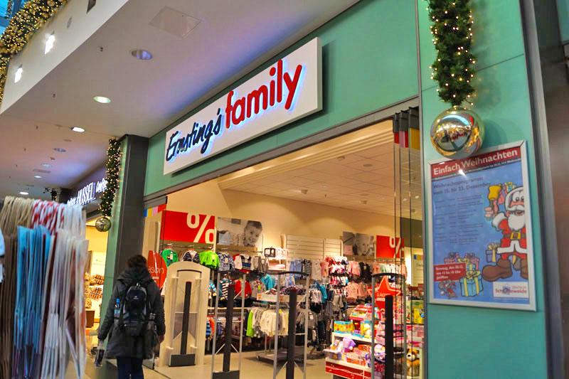 Zentrum Schoneweide Ernsting S Family